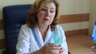 видео Ингаляции при пневмонии
