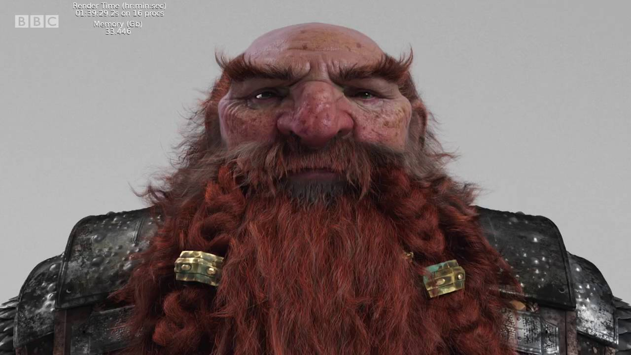The First Orc Images From &#39-Warcraft&#39- Are CGI Done Right!