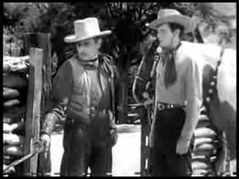 Mark of the Avenger (1938) ZANE GREY WESTERN