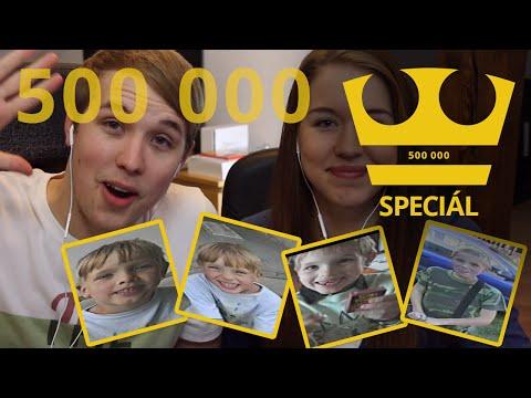 Jirka a Katka  - Videa z dětství - 500 000 odběratelů [SPECIÁL]