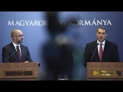 Kormányinfó 98 - A kormány mindent megtesz a magyar érdekek védelméért