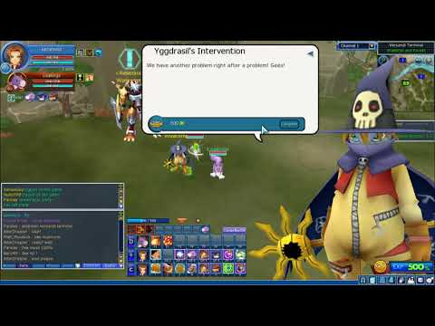 DMO | Unlocking Alphamon Ouryuken (X-anti) | Quest & Stats AOX