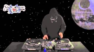 DJ Ritchie Ruftone - Darth Vader - Star Wars routine - SSK TV