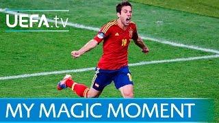 Jordi Alba on UEFA EURO 2012 final goal