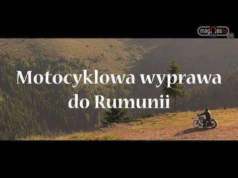 Na Tropie: Motocyklowa wyprawa do Rumunii (prod. Magnes.TV)