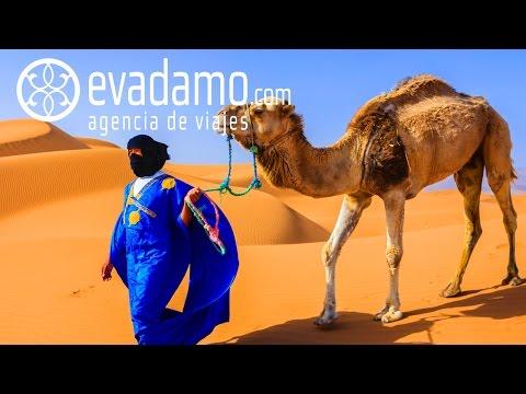 Circuito por Marruecos, desierto y las montañas de Atlas