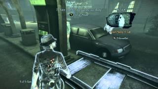Murdered: Soul Suspect - Side Mission - Car Crash (Carnage Achievement)