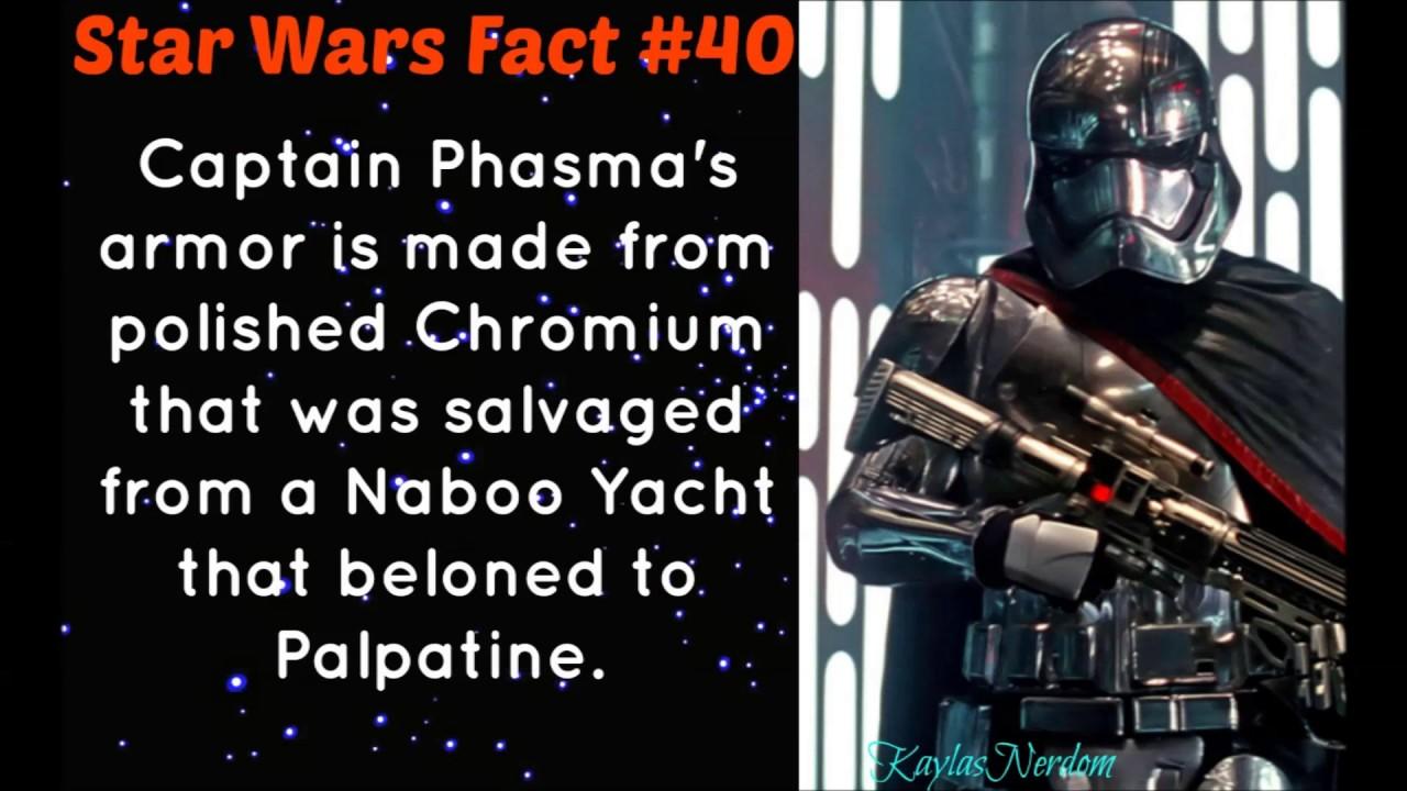 5 random star wars facts 8 youtube
