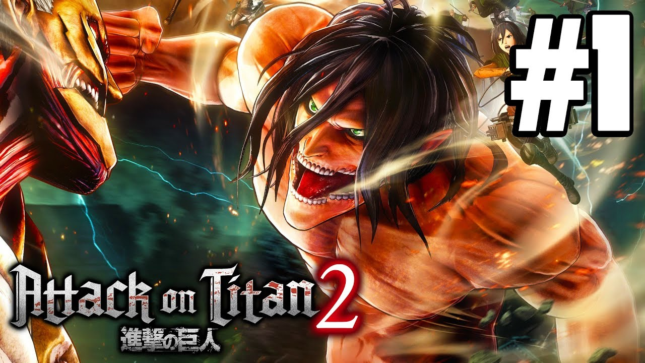 Attack on Titan 2 : Part 1 มหาพิภพไททัน