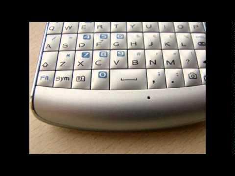 acer betouch e210 smartphone con la più bella tastiera fisica qwerty mai fatta