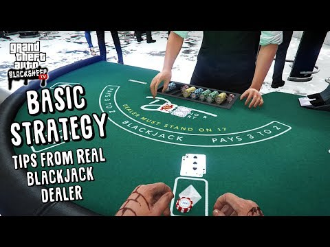 How To Play Blackjack In GTA Online - Tips From A REAL DEALER! -