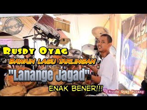 Pusang Rusdy Oyag Percussion - Lanange Jagad