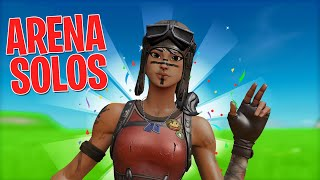 Arena solos, trios and wagers - Fortnite Battle Royale