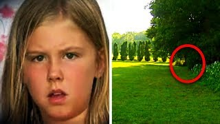 9-Year-Old Girl Spots Something Moving Her Backyard - Now She Is Called A Hero