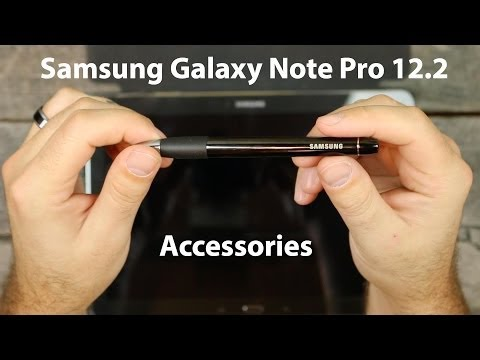 Samsung Galaxy Note Pro 12 2 Accessories