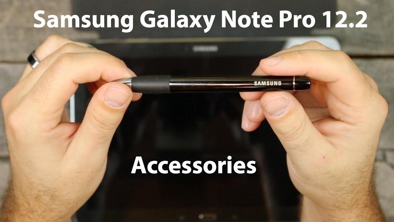 Samsung Galaxy Note Pro 12 2 Accessories