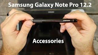 видео Самсунг Галакси Ноут Про 12.2 против Самсунг Галакси Ноут 10.1 2014: сравнение дизайна и стилусов S-Pen