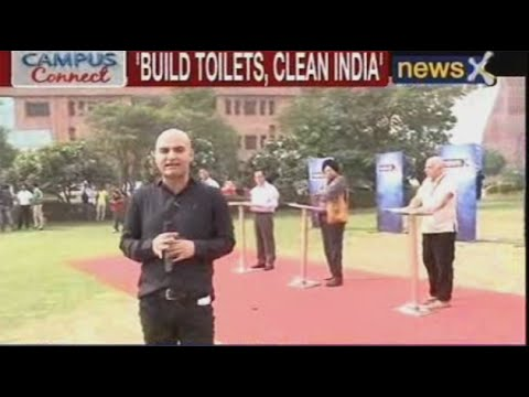 Campus Connect: How can the youth contribute to a cleaner India?
