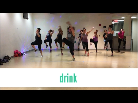 Drink by Lil Jon ft LMFAO|| Cardio Dance Party with Berns