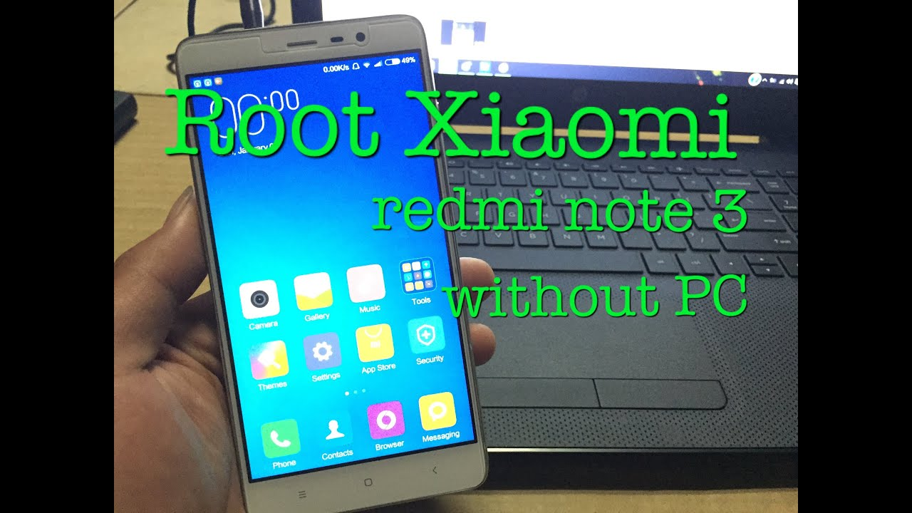 note 3 root without pc