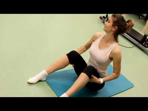 Упражнения при грыже поясничного отдела: 6 видов упражнений