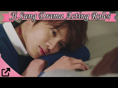Top Ji Sung Drama Acting Roles