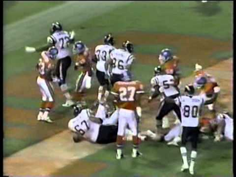 Bengals vs. Chargers & Chargers vs. Broncos, 1994