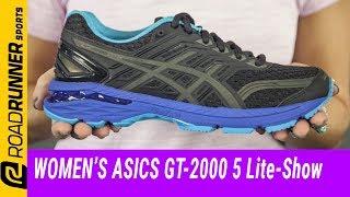 Women's ASICS GT-2000 5 Lite-Show | Fit Expert Review