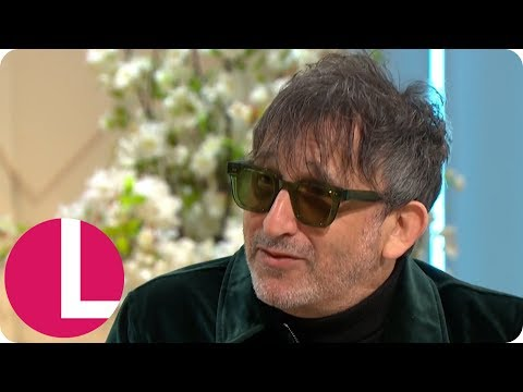 Ian Broudie Celebrates Three Lions as a Song for the Fans   Lorraine