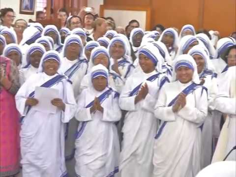 Missionaries Of Charity Celebrates Mother Teresa's Birth Anniversary In Eastern India
