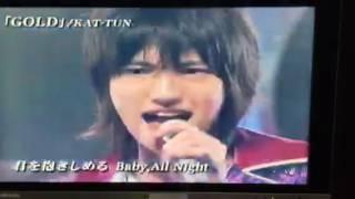 KAT-TUN×3 絆〜GOLDメドレー