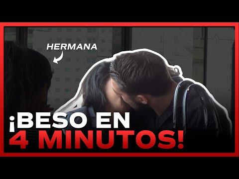 Besando a Una Chica En 4 Minutos Con Su Hermana Delante (Explicado Paso a Paso)