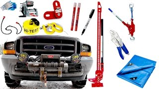 10 Ways To Get Your Truck Ready For Winter