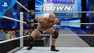 WWE 2K17 – Goldberg Pack Trailer | PS4