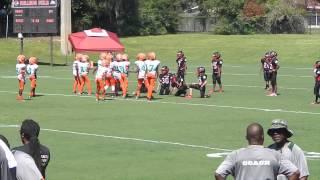 SCT Vs Ocoee Mightymites Football 2014