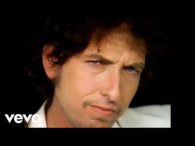 Bob Dylan - Thunder On The Mountain (Video)