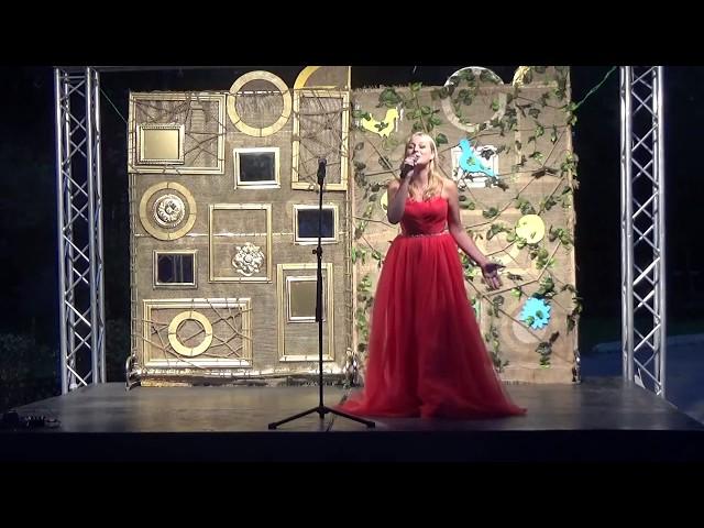 Поэтический вечер в Ивантеевке на День города (2017)