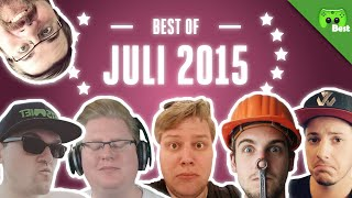 BEST OF JULI 2015 «» Best of PietSmiet | HD thumbnail
