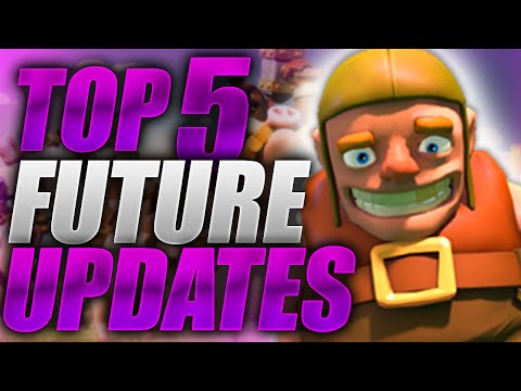 Clash of Clans – TOP 5 Future Update Ideas! Daily Rewards, Quests + MORE! (CoC 2016 Update Ideas)