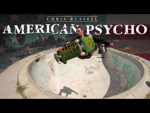 """Chris Russell's """"American Psycho"""" Trailer"""