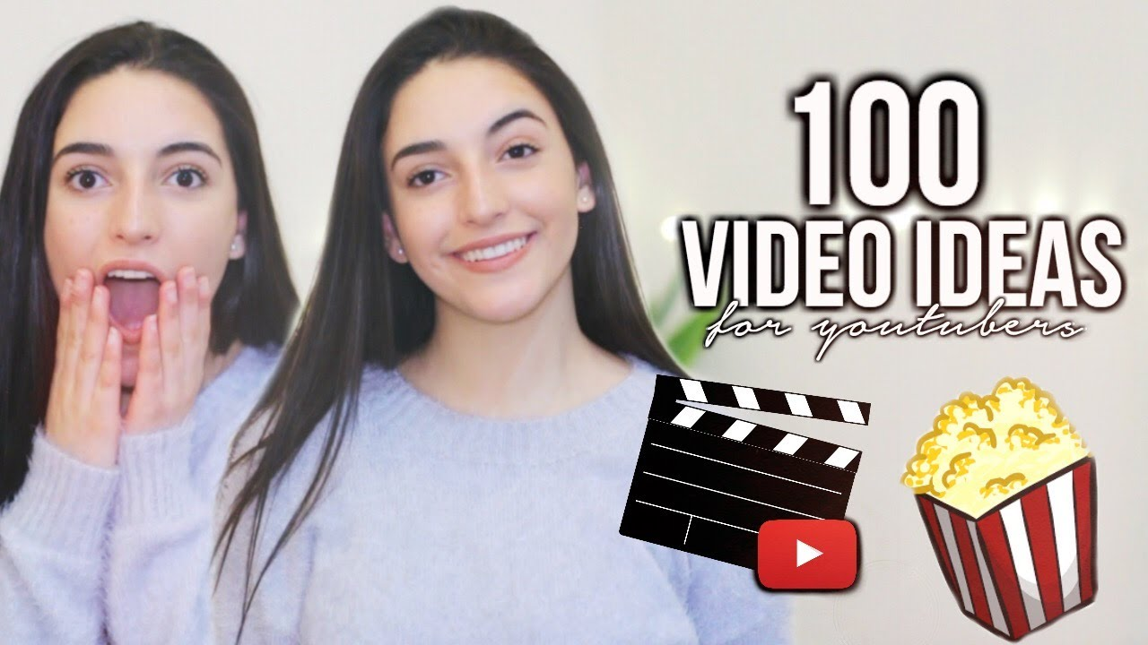 100+ VIDEO IDEAS FOR LIFESTYLE YOUTUBERS // PART 2 - YouTube