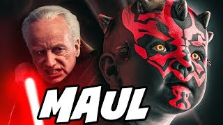How Palpatine Found Darth Maul as a Child [FULL STORY] - Star Wars Explained