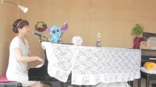 ✿「花束を君に」~宇多田ヒカル~NHK連続TV小説~とと姉ちゃんから~Piano&Vocal♡