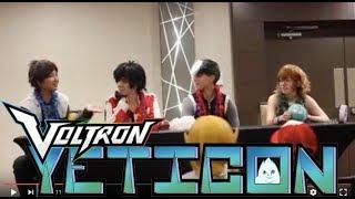 Voltron Q&A Panel   Yeticon 2018