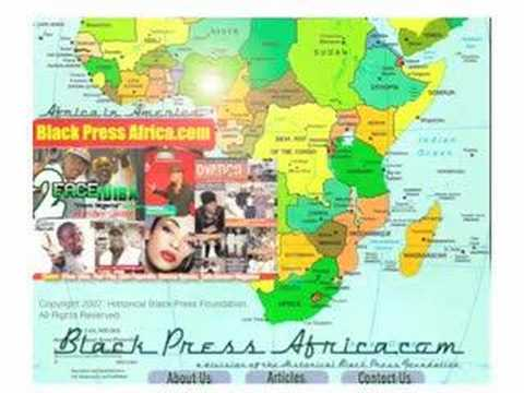 Black Press Africa.com: Zdon Paporella and other African mus