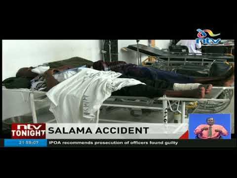 Four killed in road accident along Mombasa road