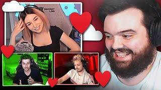 REACCIONANDO A FIRST DATES EN TWITCH *ELMILLOVE*