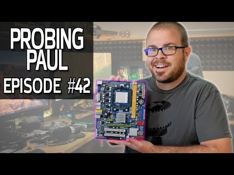 When did you build your first PC? - Probing Paul #42