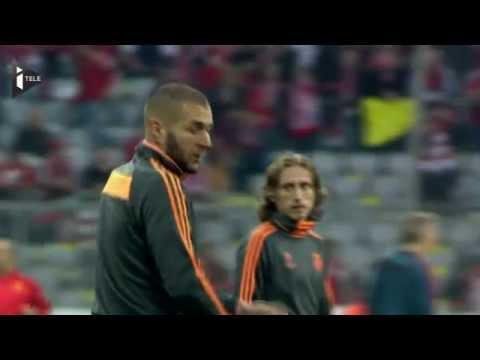 Sextape de Mathieu Valbuena: Karim Benzema entendu?