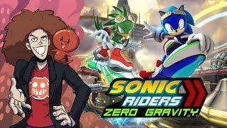 Sonic Riders: Zero Gravity - TomatoGhost